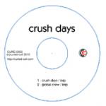 crush days レーベル画像