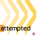 attempted ジャケット